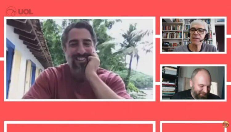 Marcos Mion - apresentador de A Fazenda 12