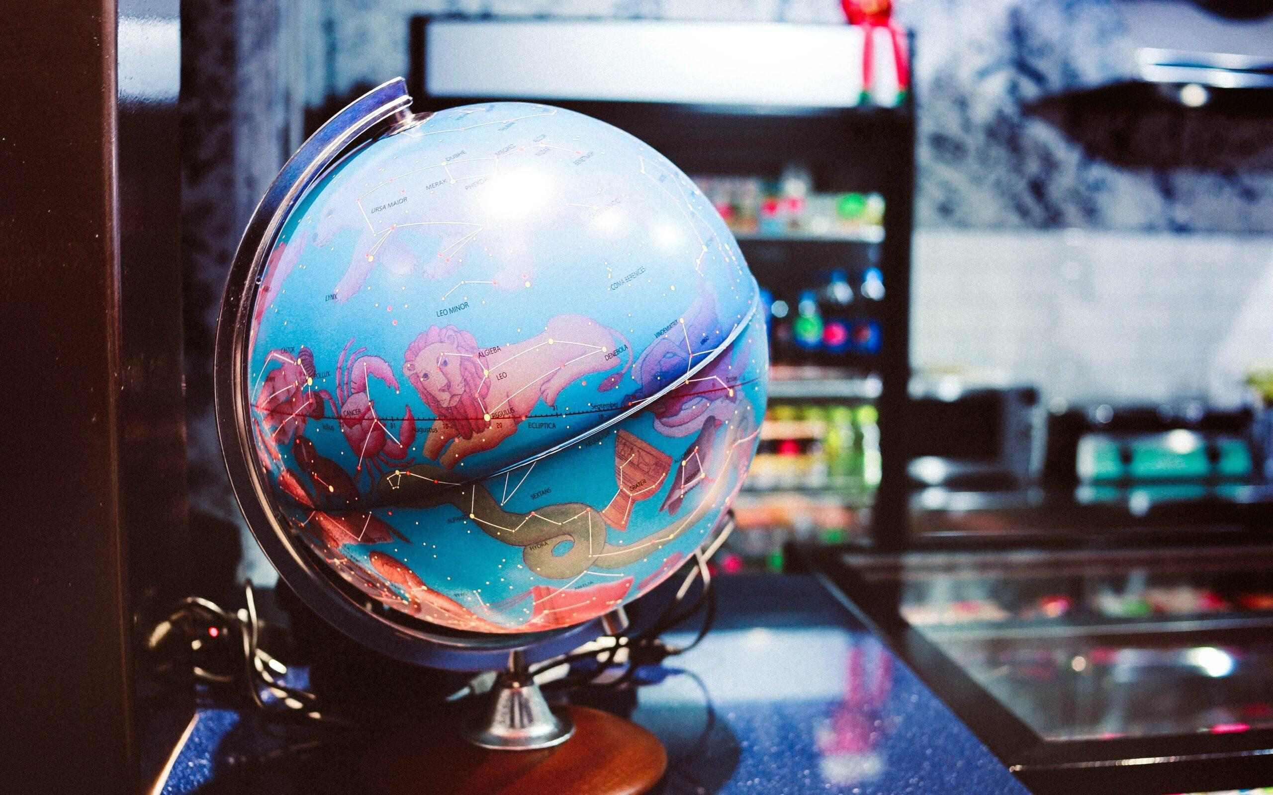 Mapa astrocartográfico