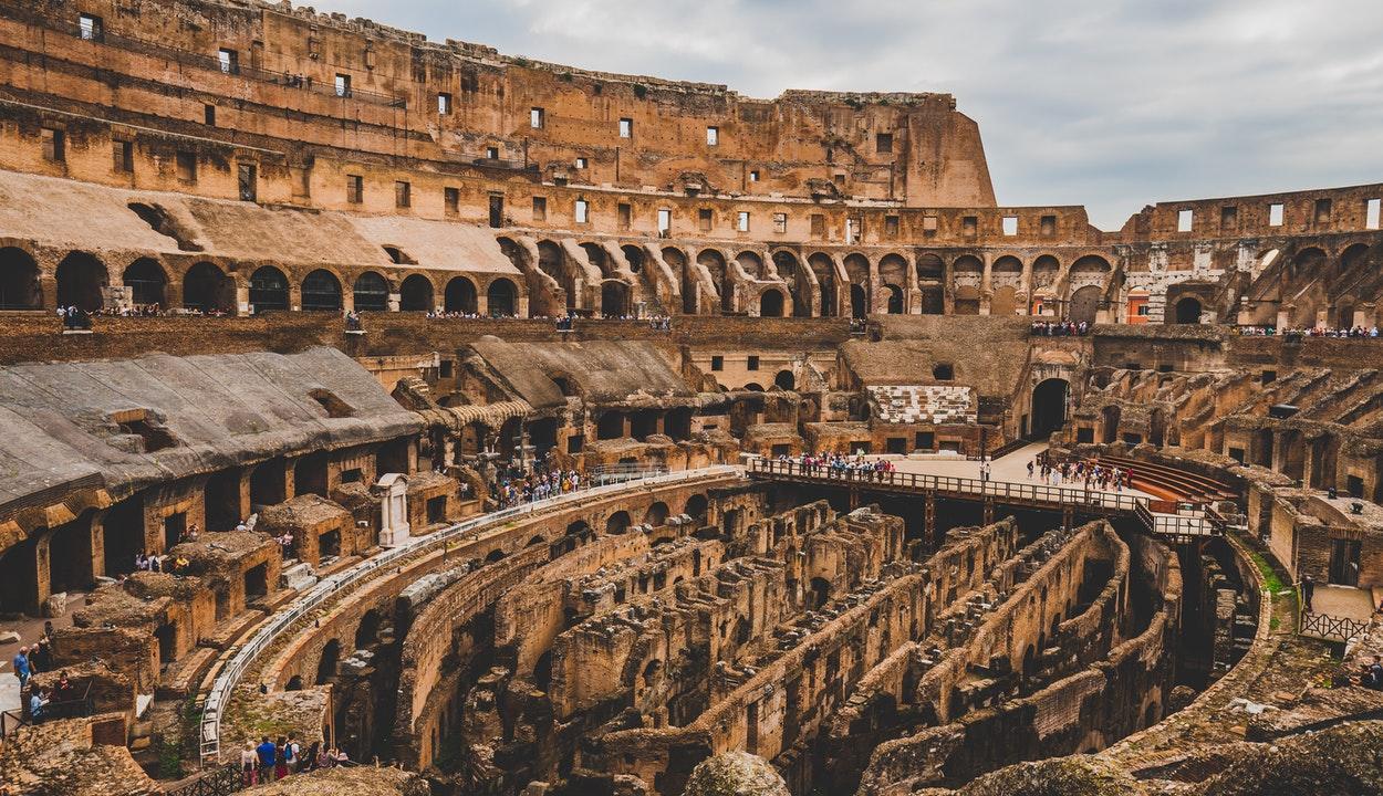 novo piso do Coliseu