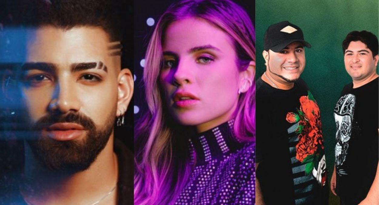novos cantores brasileiros