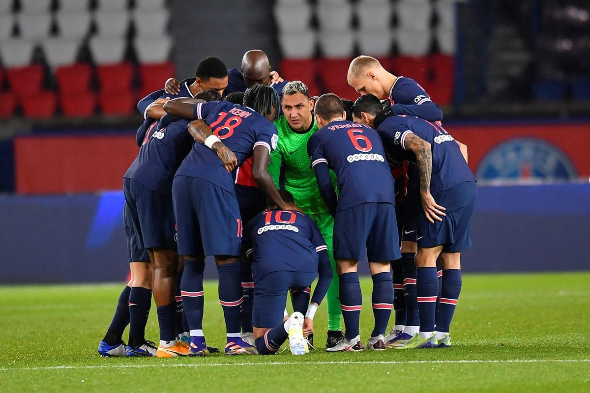 PSG x Lorient