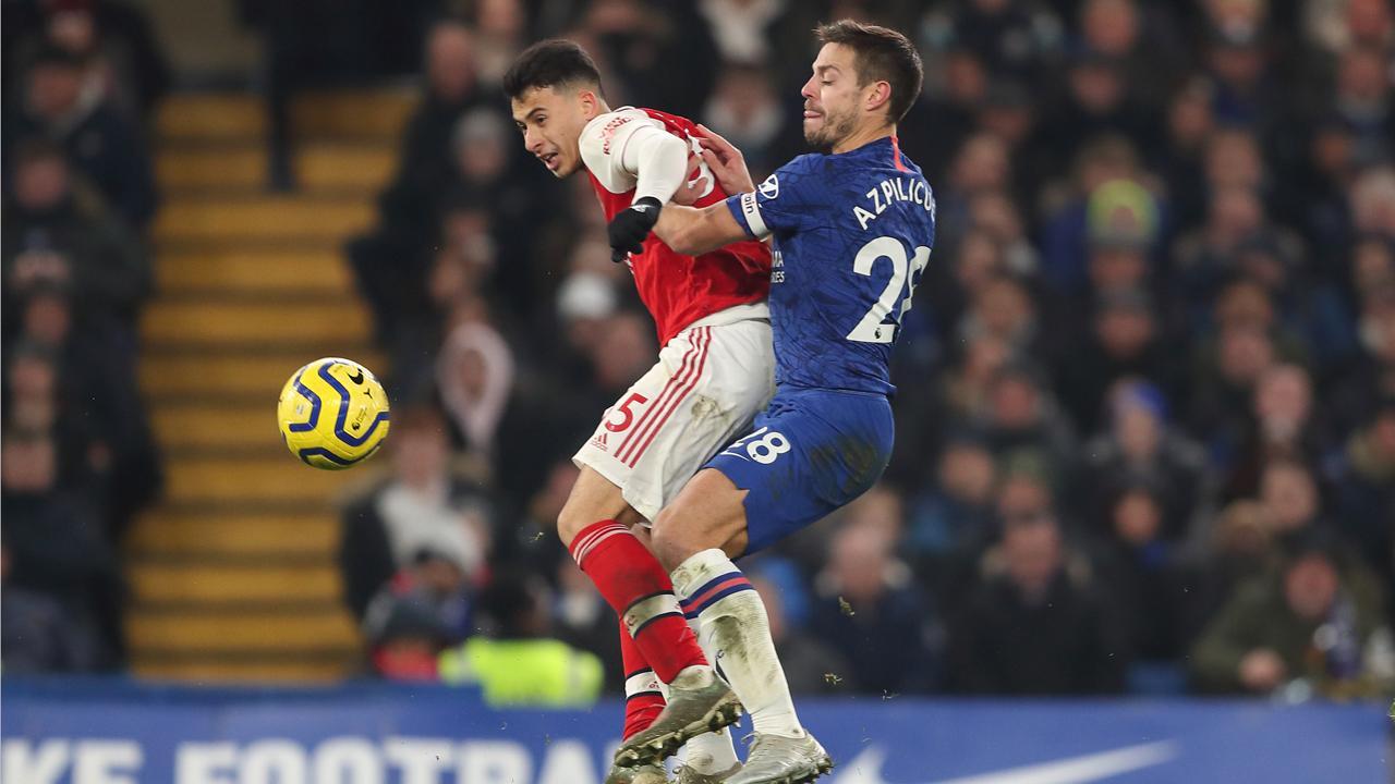 Saiba onde assistir Arsenal x Chelsea no 'boxing day'