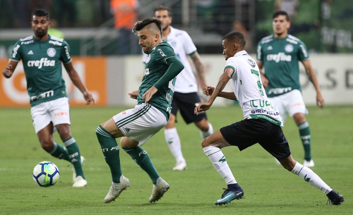 Jogo entre Palmeiras x América MG terá transmissão da TV aberta