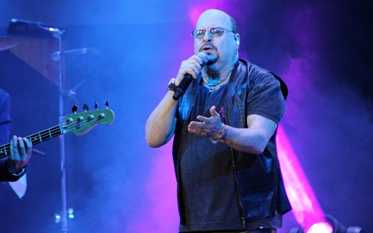 Imagem de Paulinho, vocalista do Roupa Nova