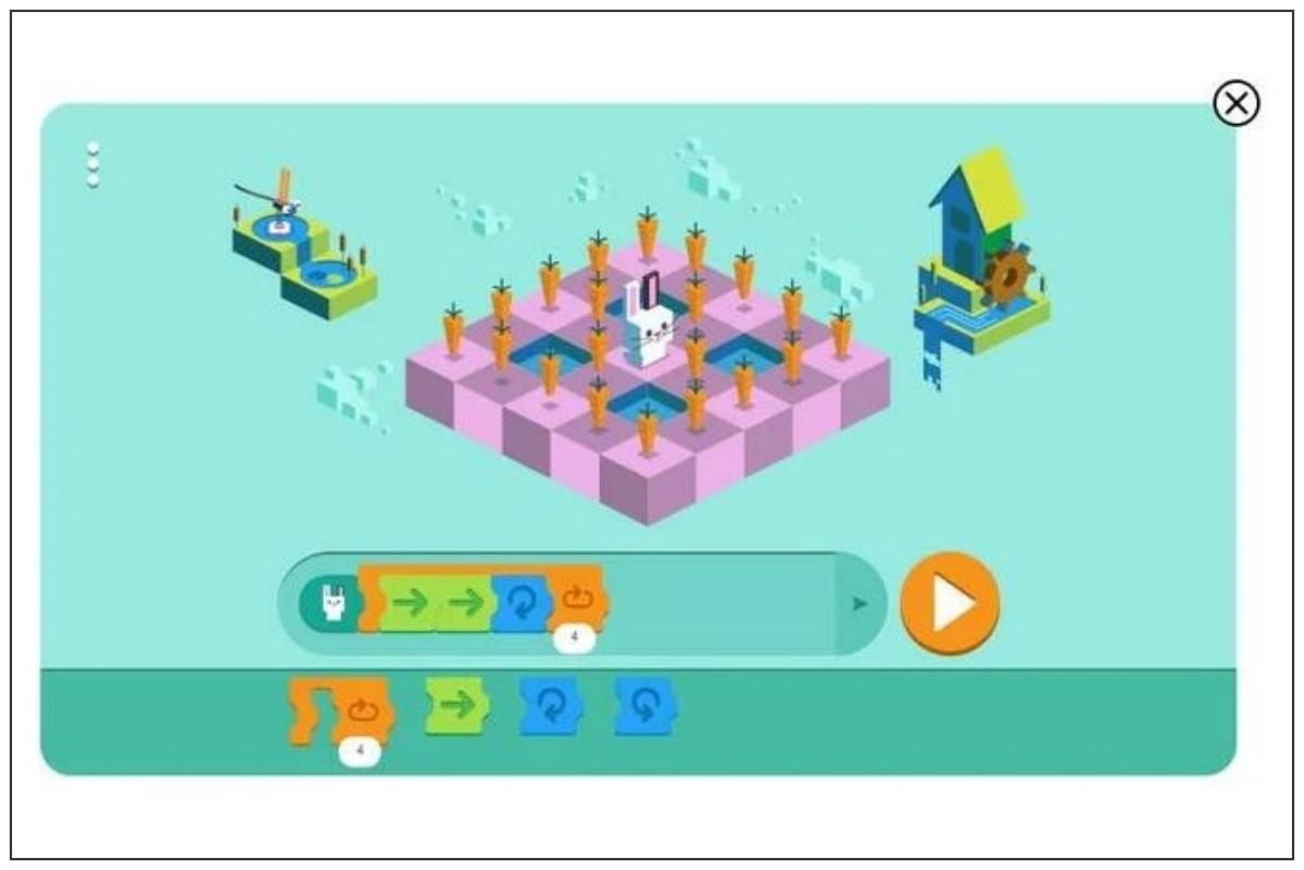 Google Doodle: programação