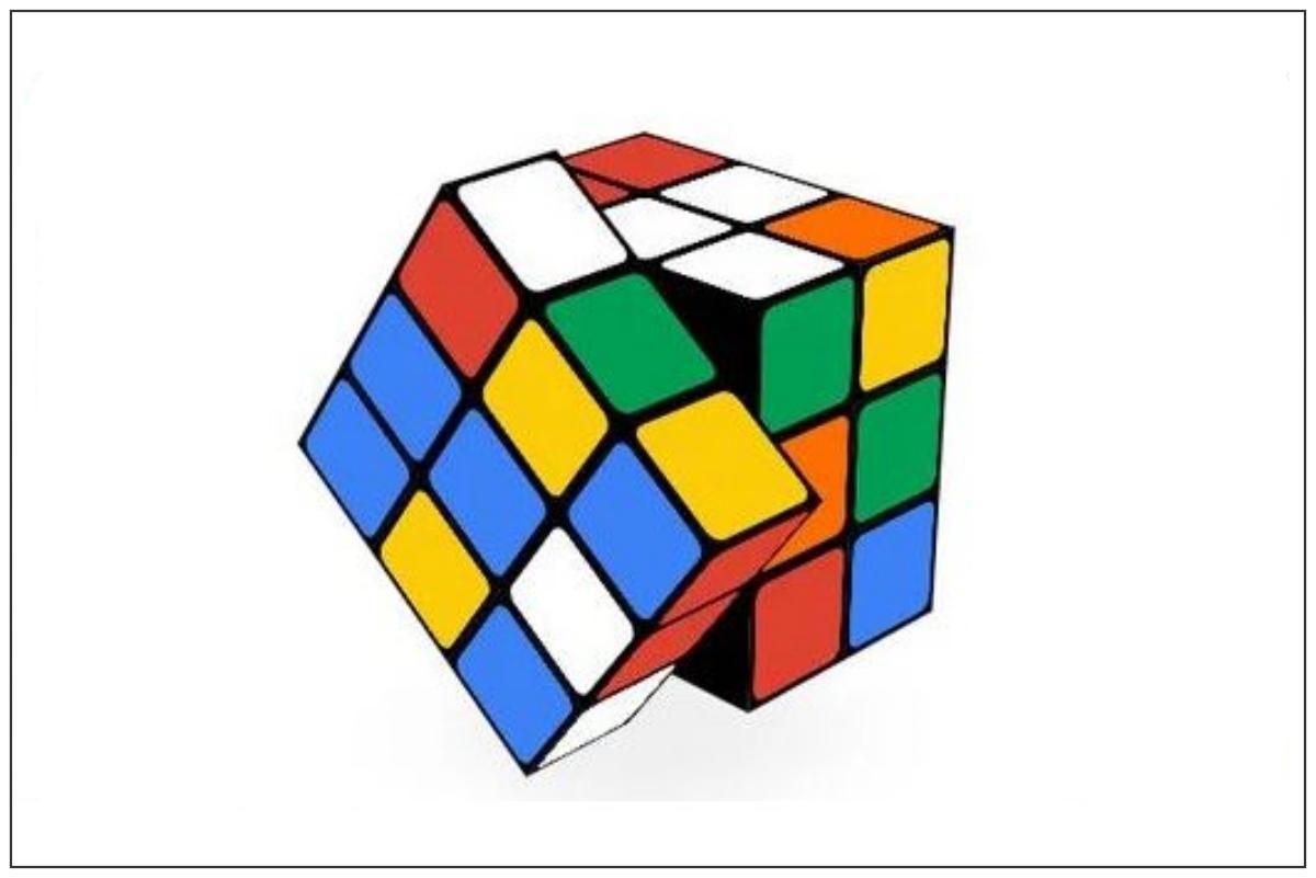 Google Doodle: cubo mágico