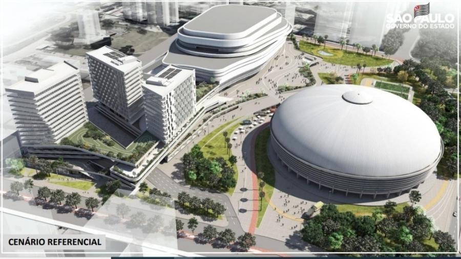 Se aprovado, shopping e prédio comercial no Ibirapuera serão isentos de IPTU
