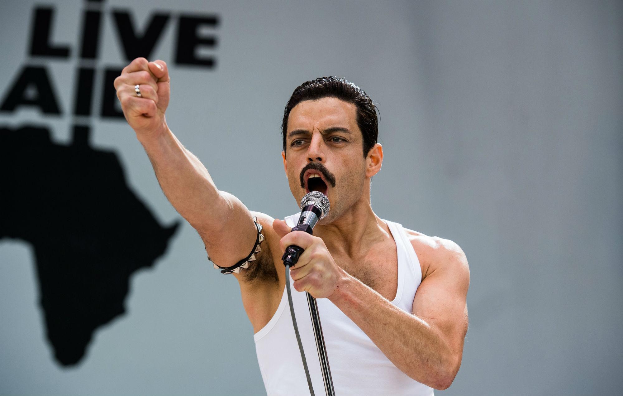 Tela Quente de hoje (14/12): Globo exibe 'História de Freddie Mercury'