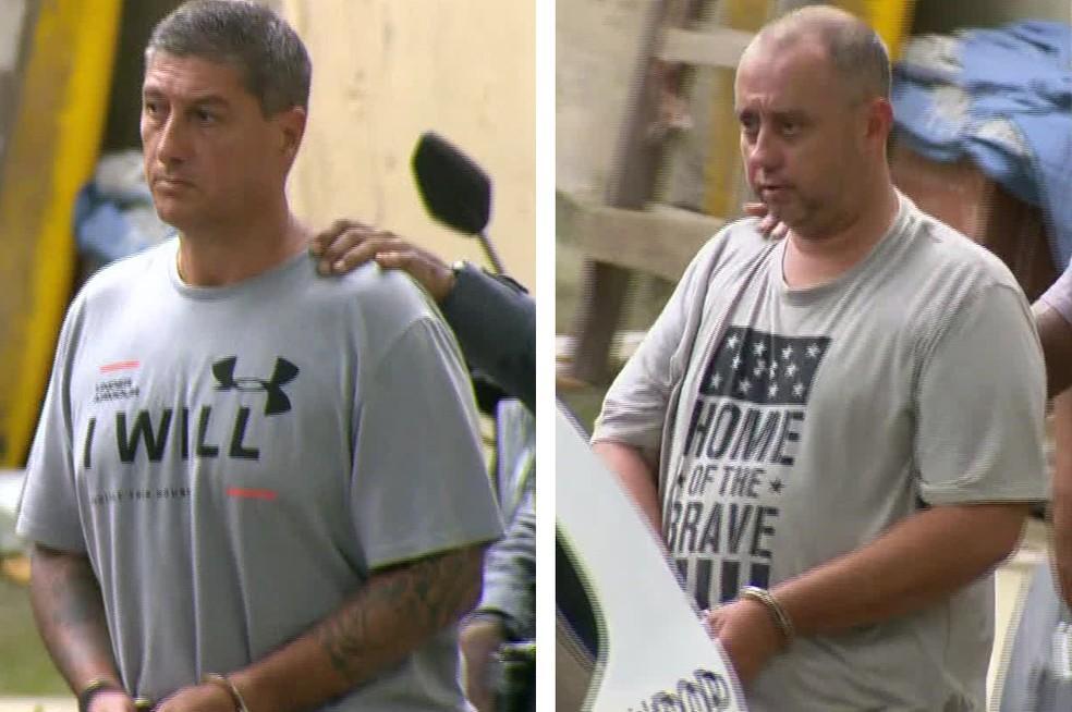 Assassinos de Marielle Franco: Ronnie e Elcio