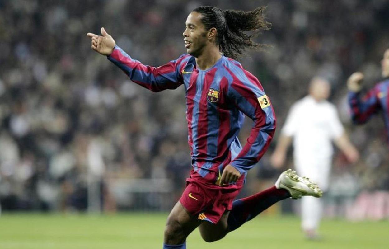 Ronaldinho Gaúcho no Barcelona
