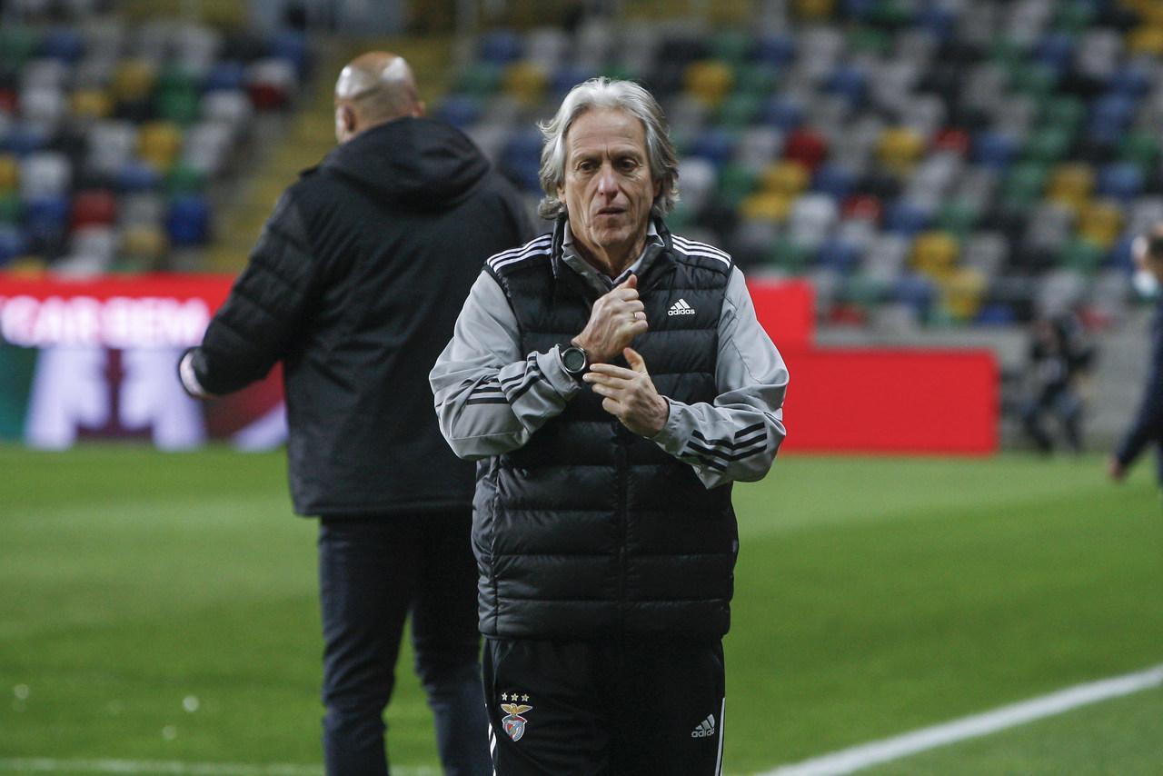 Benfica x Portimonense
