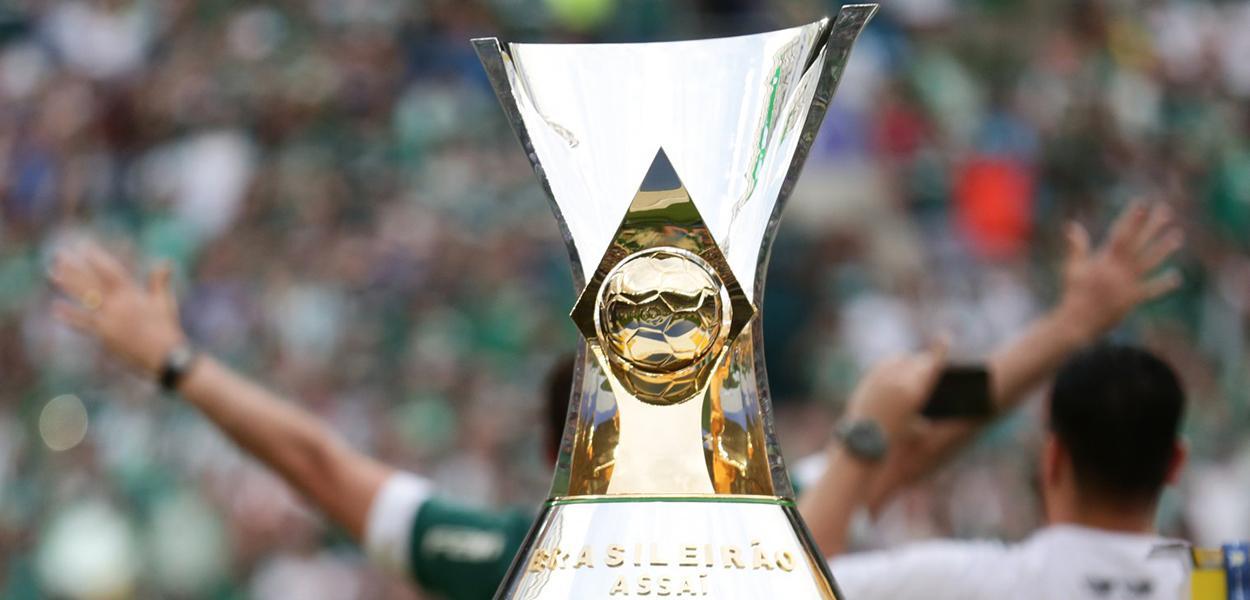 Quais são os maiores campeões do Brasileirão?