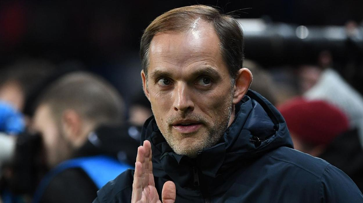 Thomas Tuchel, ex-técnico do PSG