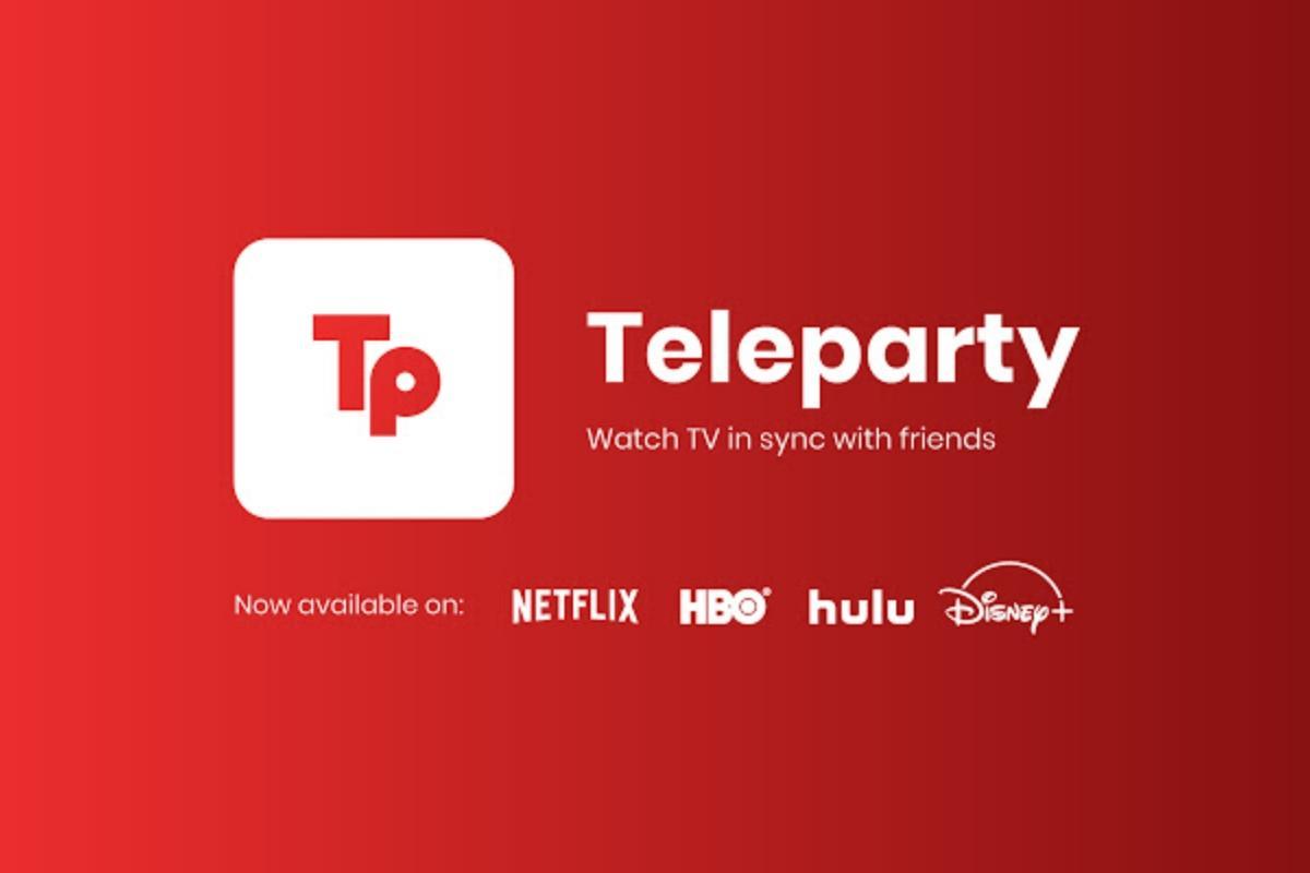 assistir séries e filmes online com teleparty
