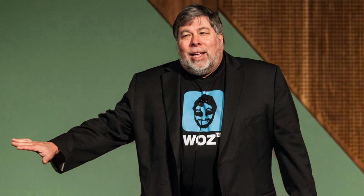 Steve Wozniak, co-fundador da Apple, lança seu próprio token