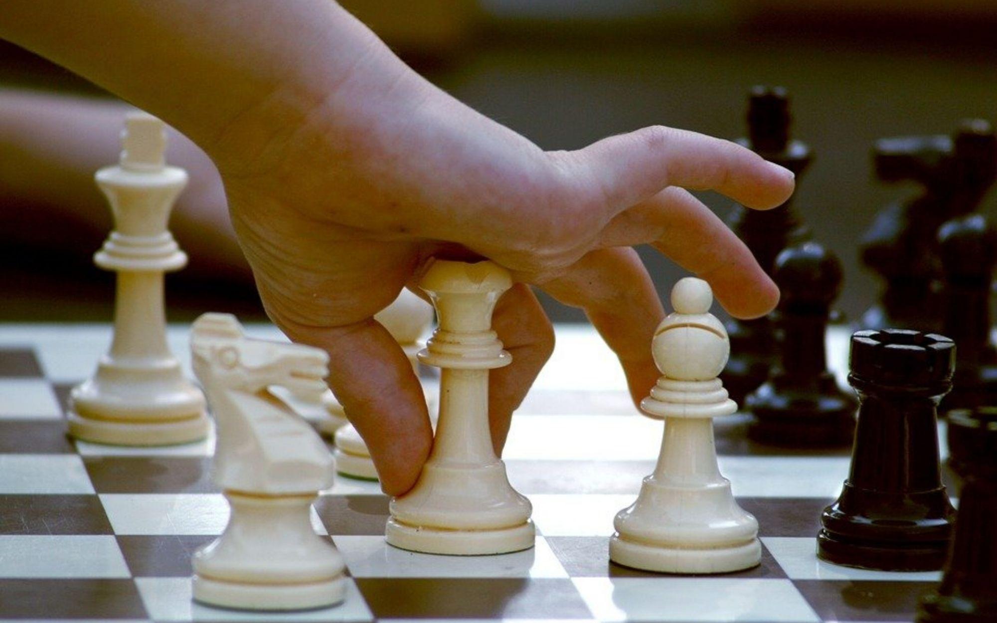 xadrez online jogada