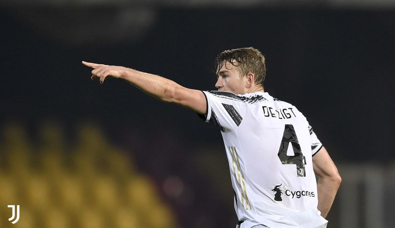 Juventus x Dínamo de Kiev