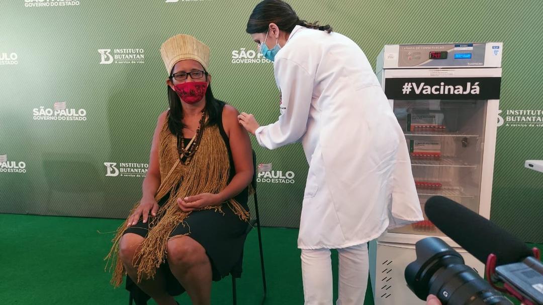 vacina covid-19 indígena