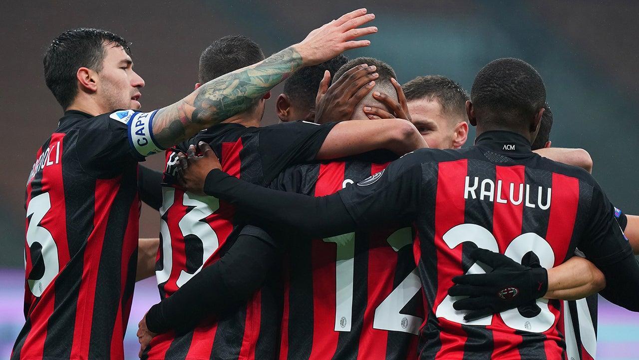 Benevento x Milan