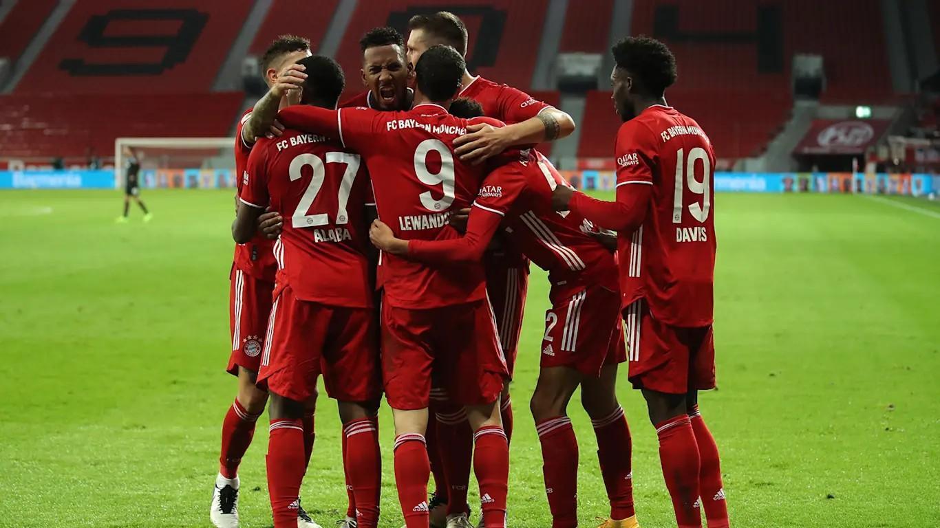 Bayern de Munique x Mainz