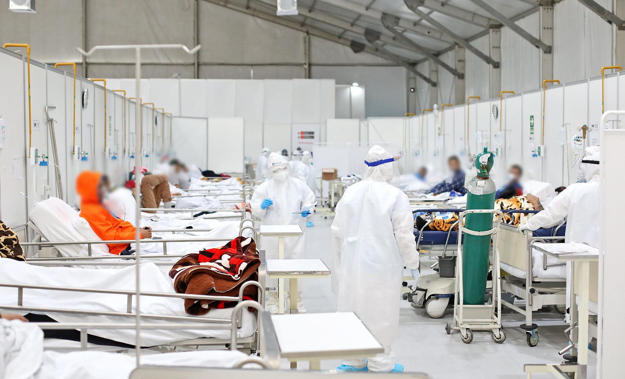 Covid-19 em SP: UTIs voltam a ter 100% de ocupação em hospitais