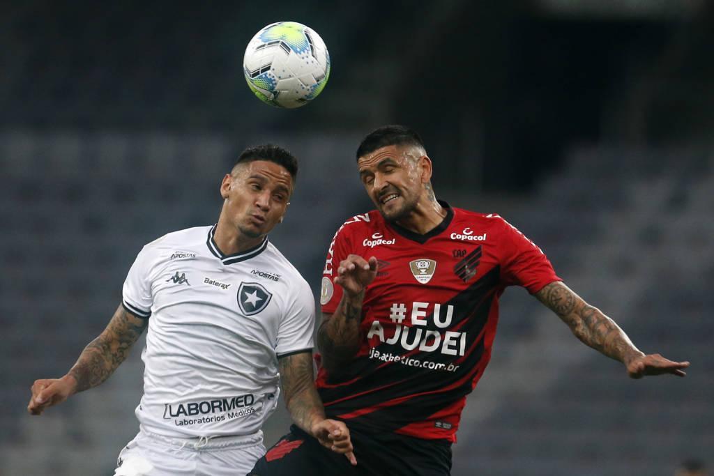 Saiba onde assistir Botafogo x Athletico PR