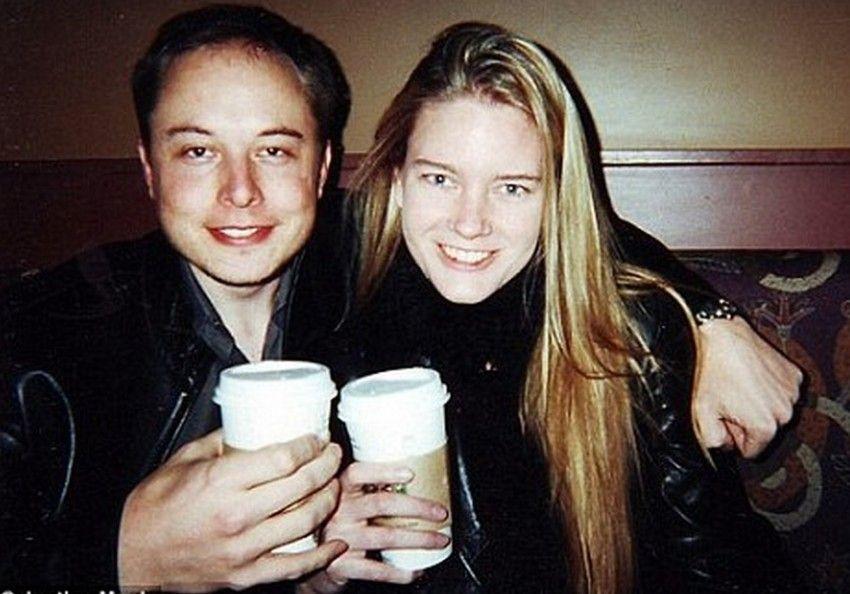 Imagem mostra Justine Musk em matéria sobre família de Elon Musk