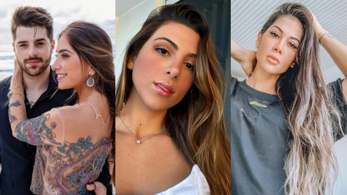 Na imagem Alok, Romana Novais, Pétala e Mayra Cardi