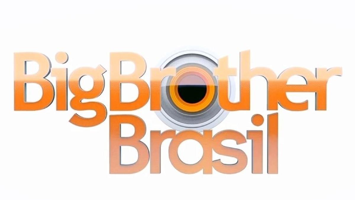 Na imagem a logo do Big Brother Brasil