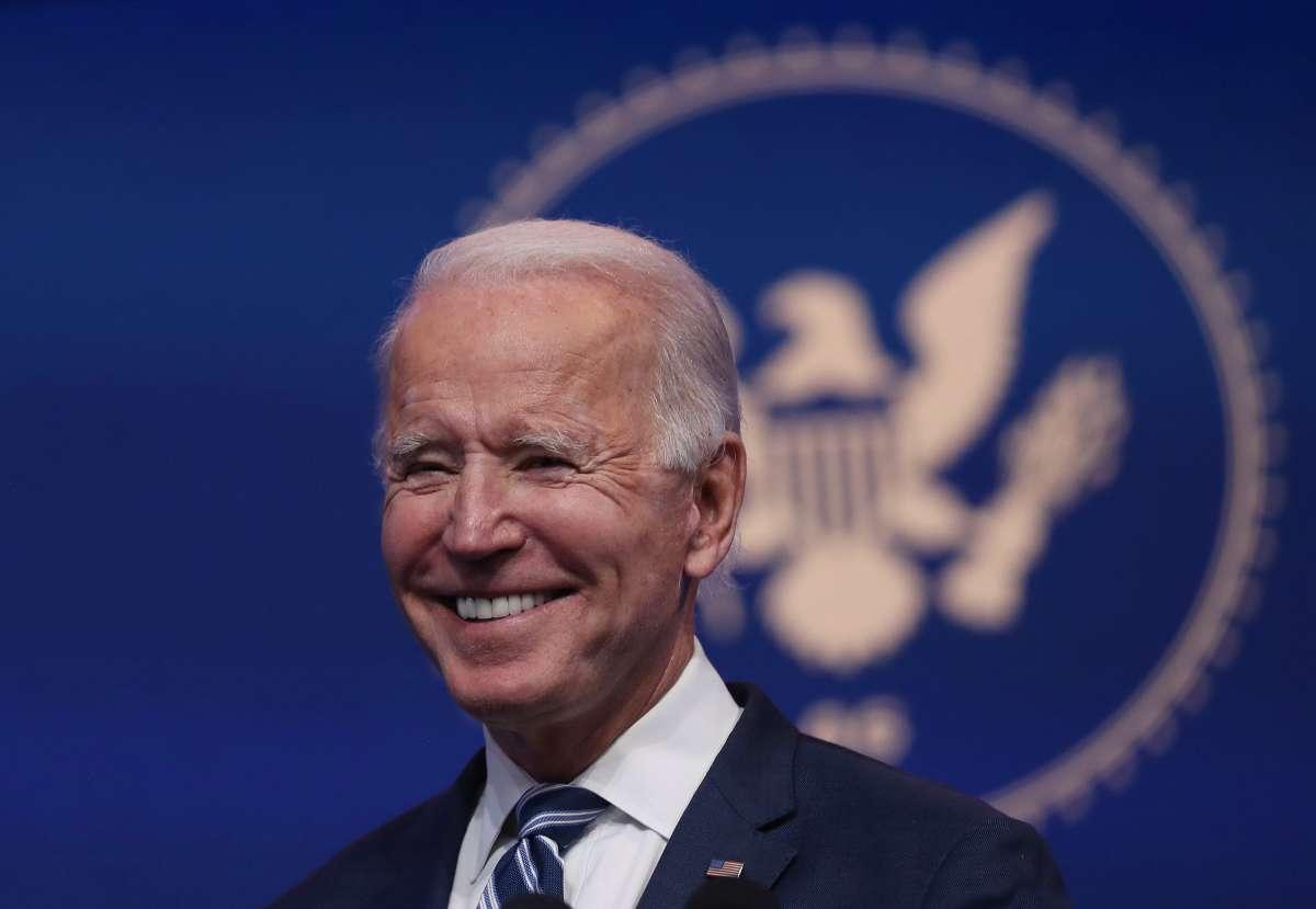 Congresso certifica a vitória de Joe Biden