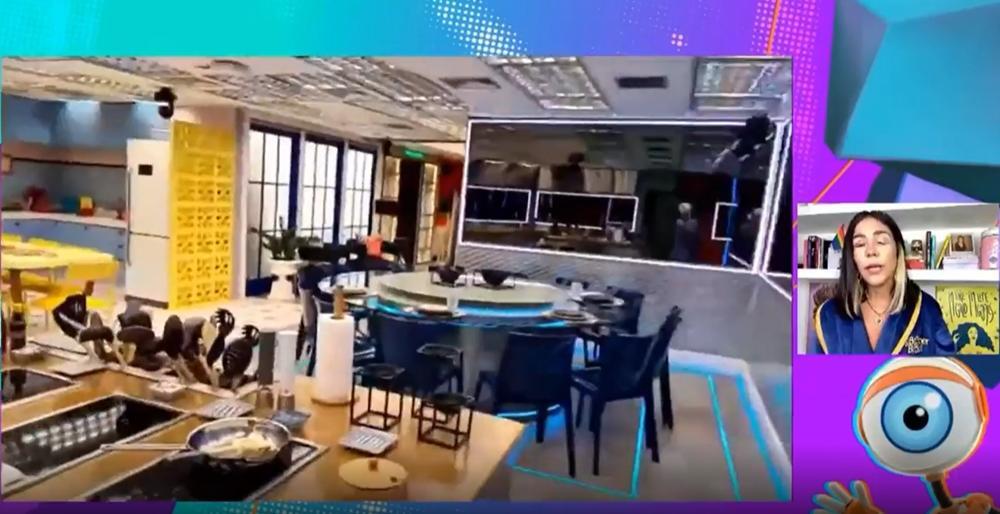 Cozinha VIP do BBB21