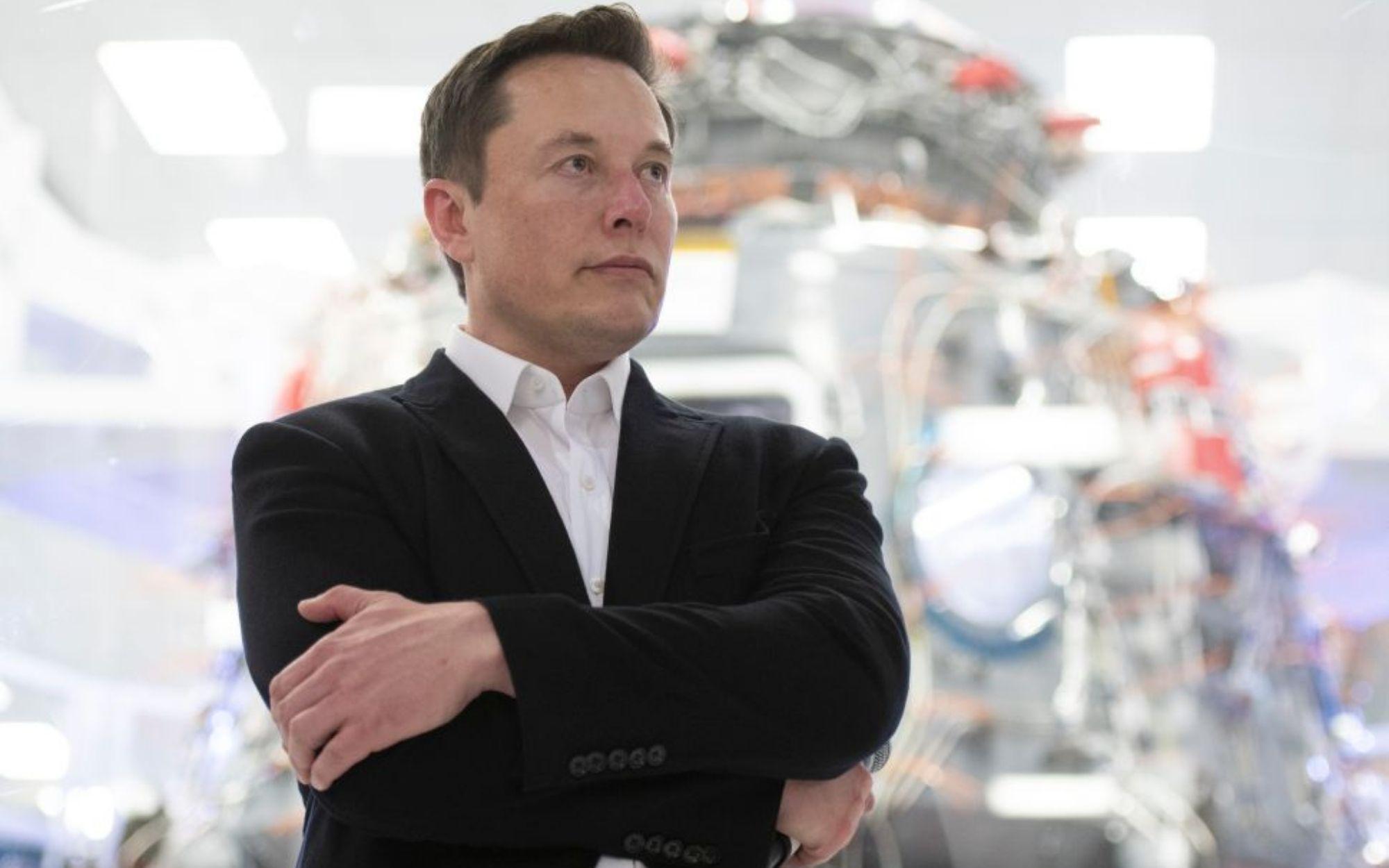 Bilionários da Pandemia Elon Musk