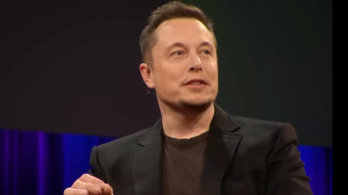 Na imagem empresário Elon Musk, fundados da Tesla