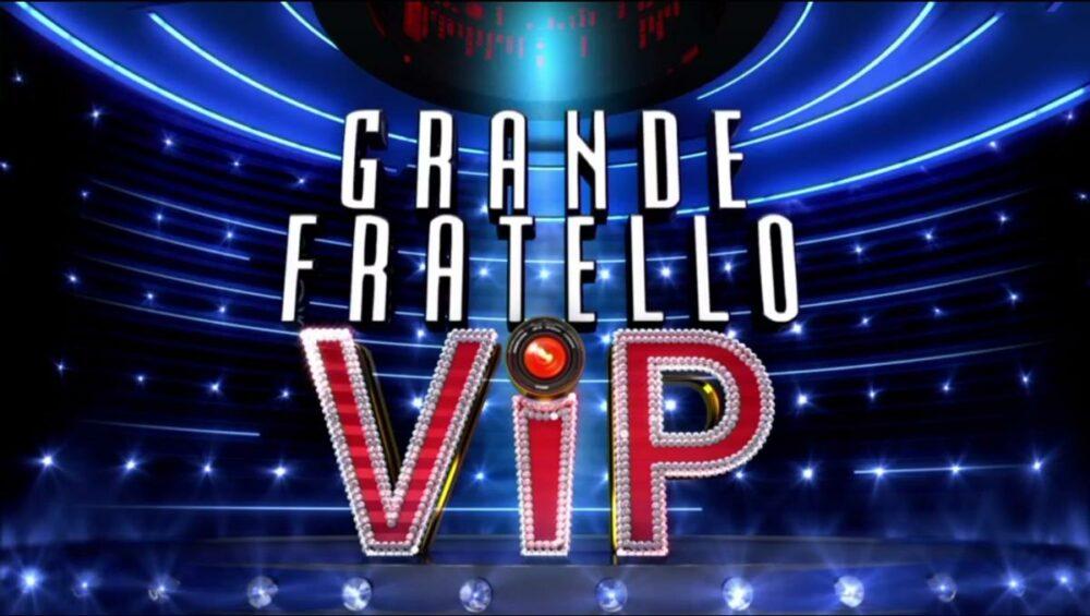 Imagem da logo do Grande Fratello VIP 5 - BBB Itália
