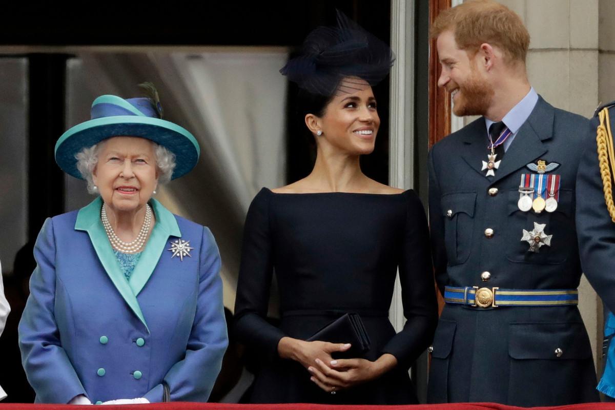 Harry e Meghan se reunirão com a realeza