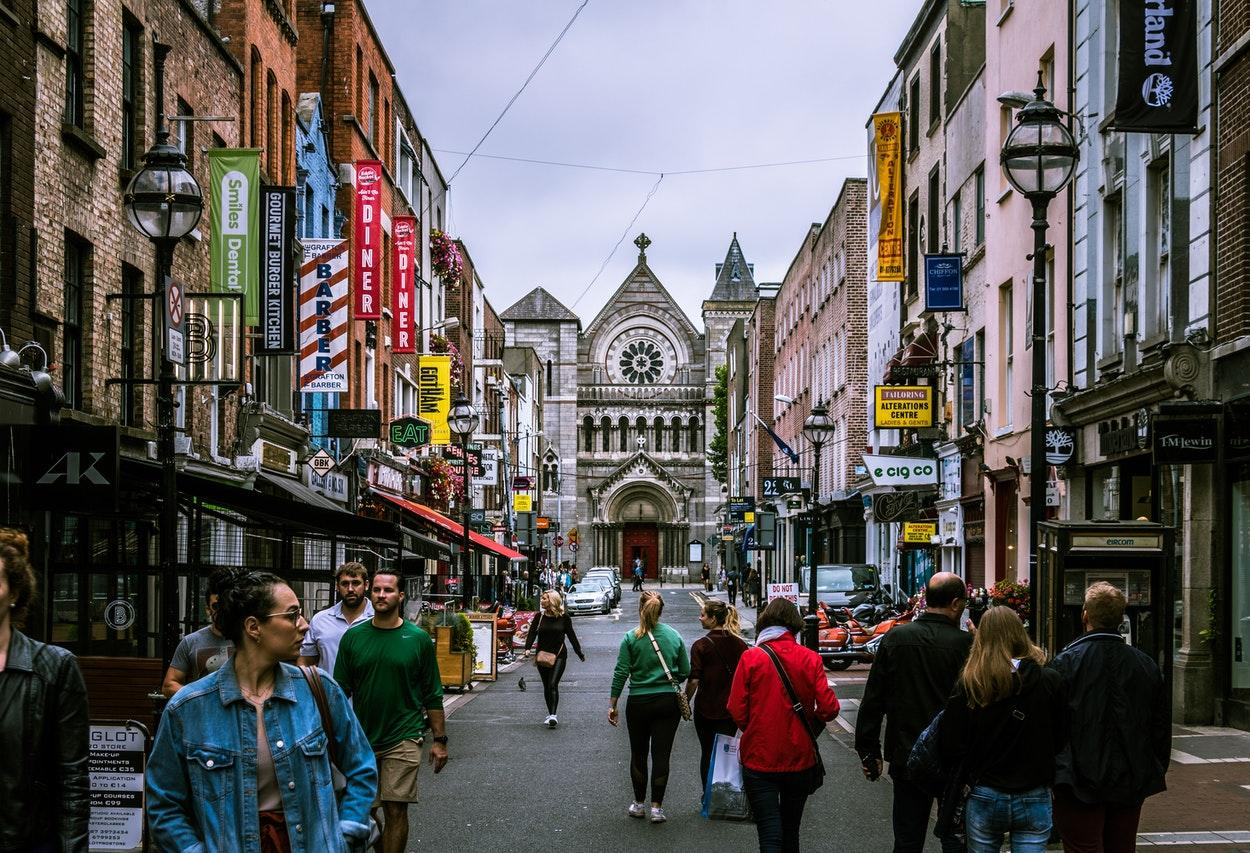 Irlanda tem a taxa de covid-19