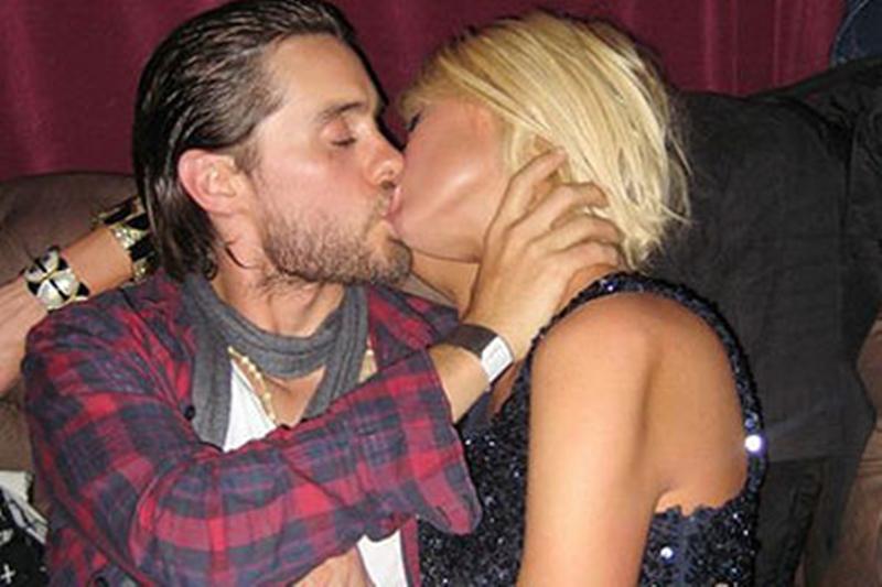 Na imagem Paris Hilton e Jared Leto