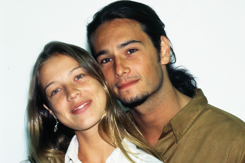 Imagem mostra Luana Piovani e Rodrigo Santoro.