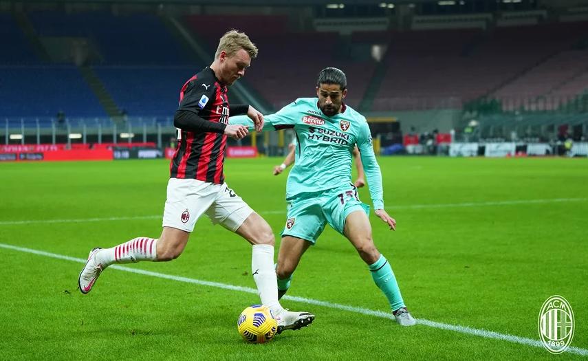 Milan x Torino