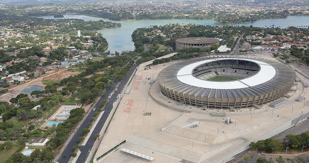 Até então, estádio como Mineirão e Independência receberão jogos normalmente