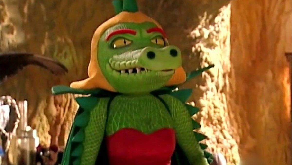 Na imagem a Personagem Cuca do Sítio do Pica-Pau Amarelo em memes coronavac