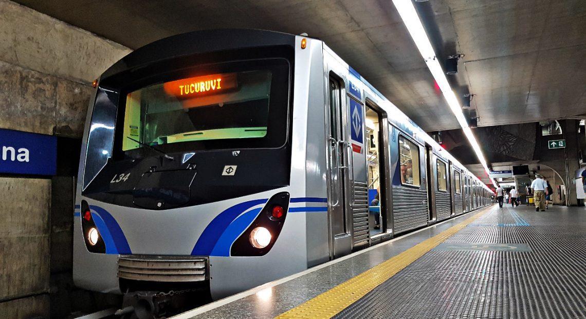 Tarifa Metrô de SP