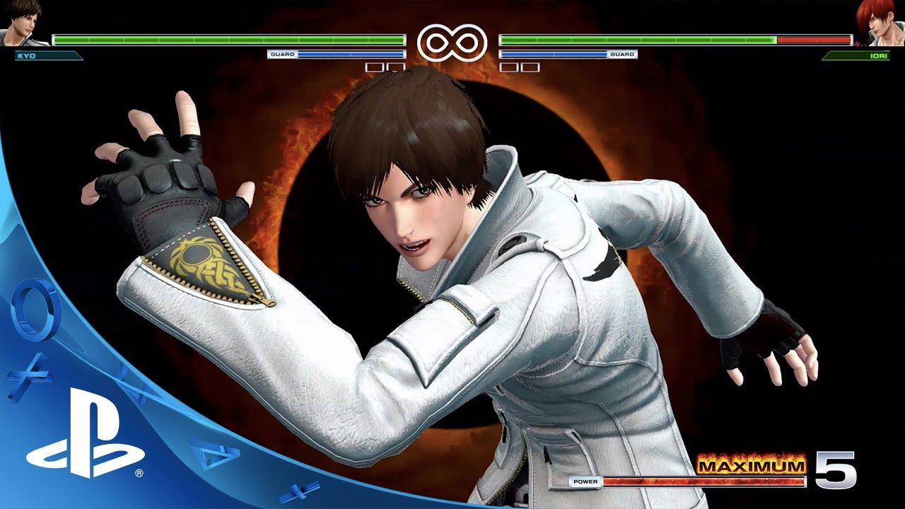 The King of Fighters XIV 1