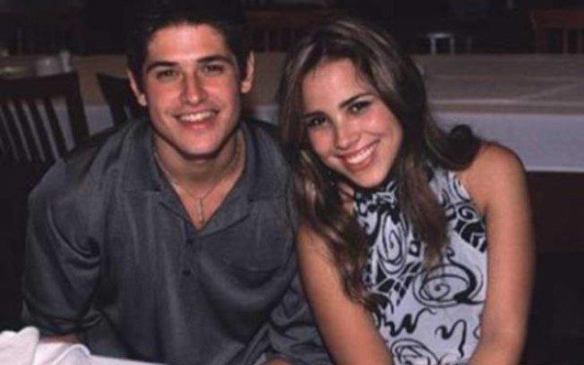 Na imagem Wanessa Camargo e Dado Dolabella