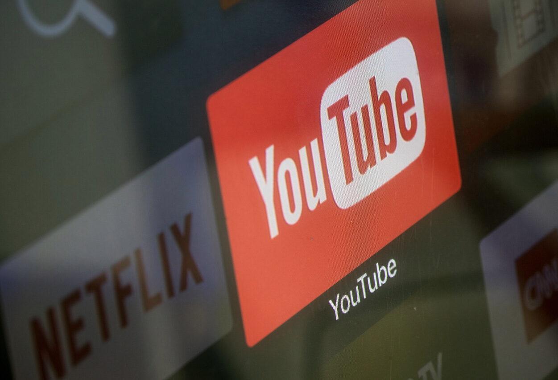 Youtube suspense canal de Donald Trump