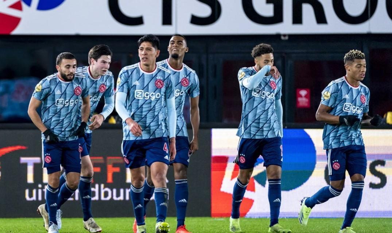 Fortuna Sittard x Ajax