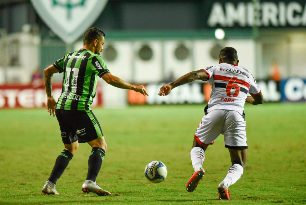 Saiba onde assistir o confronto entre América MG x Botafogo