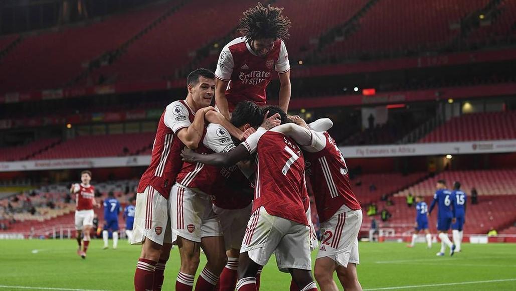 Southampton x Arsenal