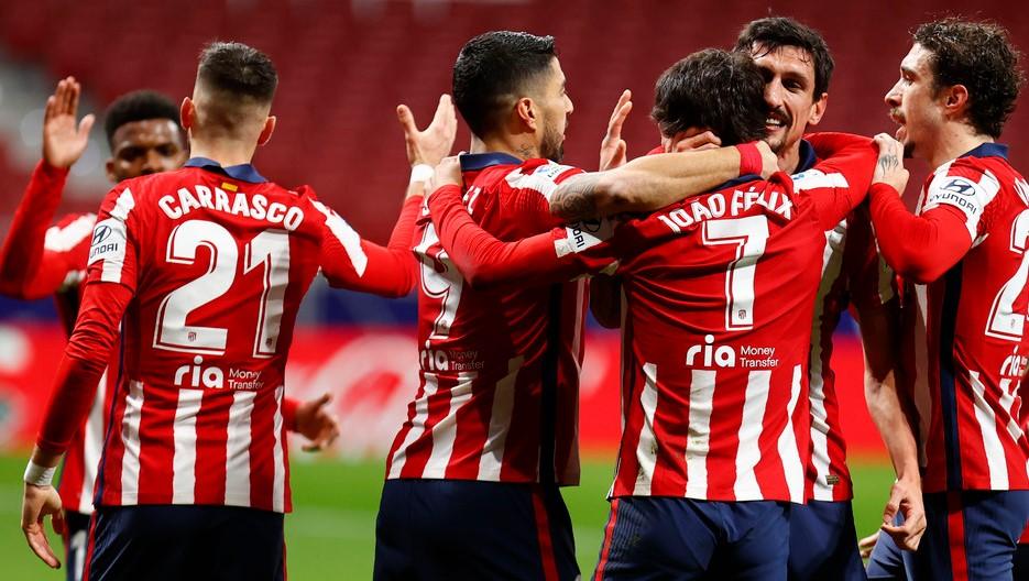 Cádiz x Atlético de Madrid