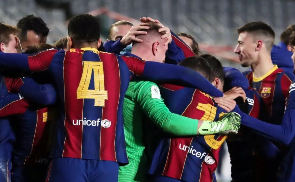 Barcelona E Bilbao Decidem Supercopa Da Espanha No Domingo